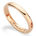 welsh gold wedding ring